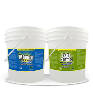 Mold Cleaning and Prevention Kit 5 Gallon